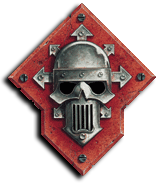 Iron Warrior Logo
