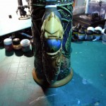 Tzeentch Stein - Handle