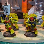 Imperial Fist Commission