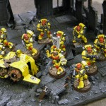 Imperial Fists Squad